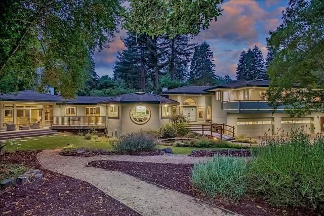 101 Bartlett Way, Santa Cruz, CA 95060 (#ML81854310) :: Alex Brant