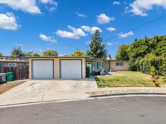 1637 Graham Way, San Leandro, CA 94578 (#ML81854358) :: Intero Real Estate