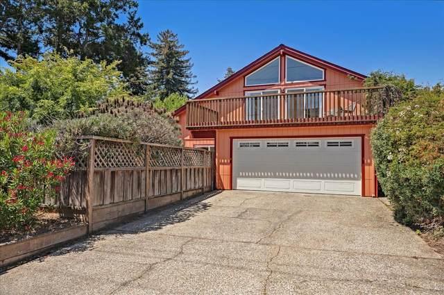 100 Westmoor Dr, Santa Cruz, CA 95060 (#ML81854388) :: The Kulda Real Estate Group