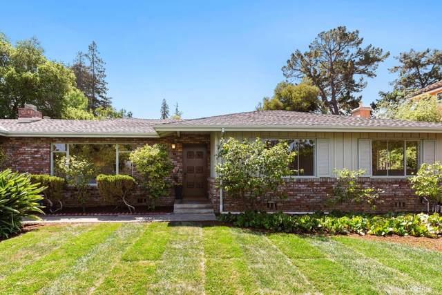 1440 Montclaire Pl, Los Altos, CA 94024 (#ML81854403) :: Real Estate Experts