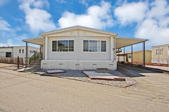 150 Kern St 70, Salinas, CA 93905 (#ML81854417) :: The Gilmartin Group