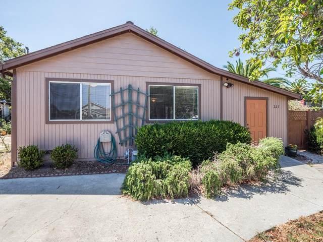 227 Fair Ave, Santa Cruz, CA 95060 (#ML81854434) :: Intero Real Estate
