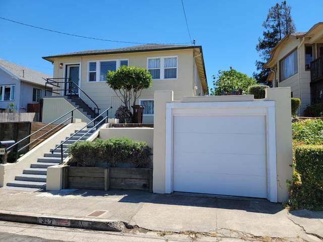 339 Edwards St, Crockett, CA 94525 (#ML81854437) :: The Gilmartin Group