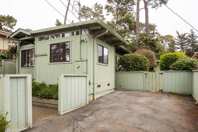 0 San Carlos 3 Se Of 1st, Carmel, CA 93923 (#ML81854439) :: Real Estate Experts