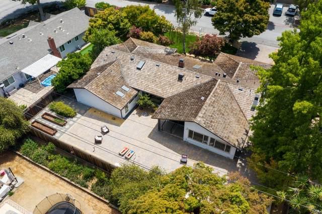 1087 Yorkshire Dr, Los Altos, CA 94024 (#ML81854473) :: Real Estate Experts