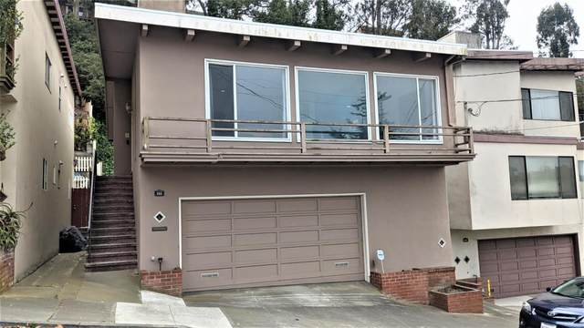 283 Dalewood Way, San Francisco, CA 94127 (#ML81854539) :: The Gilmartin Group