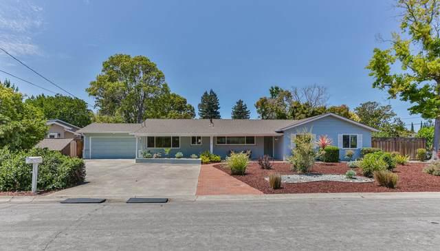 1510 Tiptoe Ln, Los Altos, CA 94024 (#ML81854540) :: Real Estate Experts