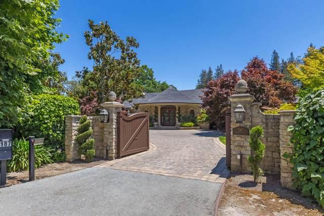 187 Atherton Ave, Atherton, CA 94027 (#ML81854558) :: The Gilmartin Group