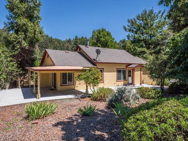 4015 Trout Gulch Rd, Aptos, CA 95003 (#ML81854609) :: Paymon Real Estate Group