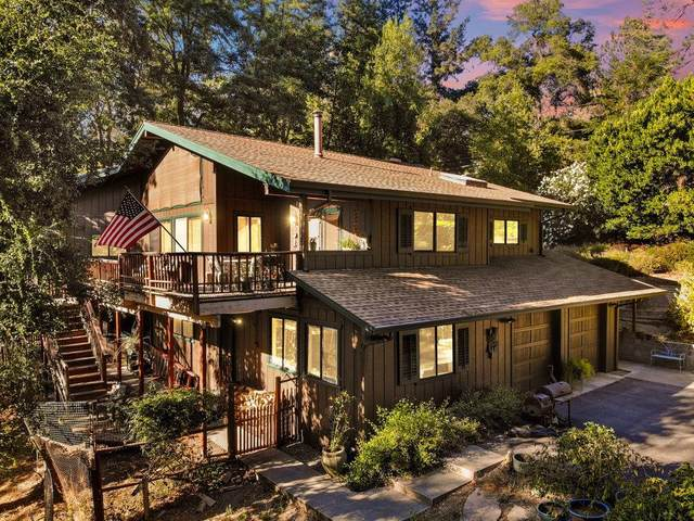 9815 Brookside Ave, Ben Lomond, CA 95005 (#ML81854644) :: The Realty Society