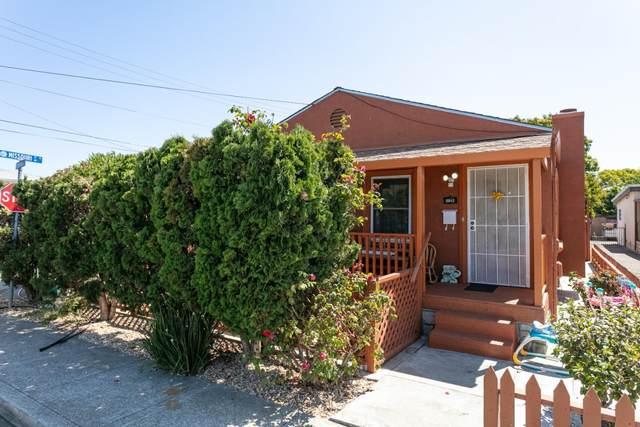 2012 Marin St, Vallejo, CA 94590 (#ML81854678) :: The Kulda Real Estate Group