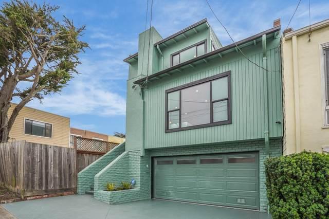 2625 Yorba St, San Francisco, CA 94116 (#ML81854683) :: Real Estate Experts