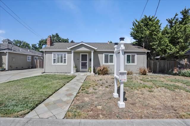 463 Rosewood Ave, San Jose, CA 95117 (#ML81854701) :: Intero Real Estate