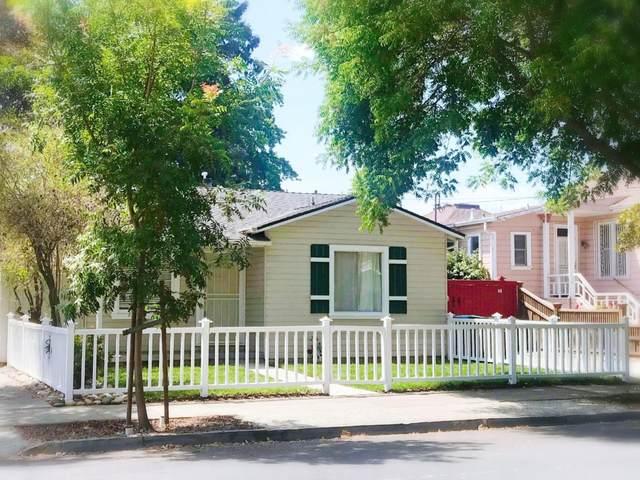 1450 Fremont St, Santa Clara, CA 95050 (#ML81854704) :: Olga Golovko