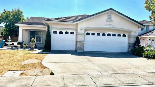 6130 Elkhorn Ct., Vallejo, CA 94591 (#ML81854715) :: The Gilmartin Group