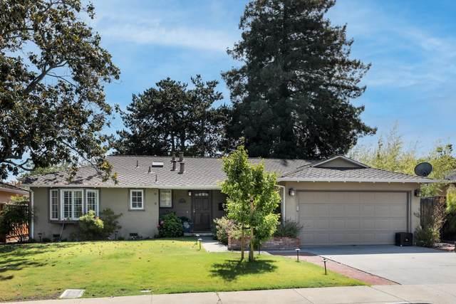 1751 Cherrytree Ln, Mountain View, CA 94040 (#ML81854718) :: The Kulda Real Estate Group