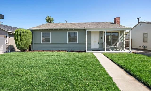 2155 Laurel Dr, Santa Clara, CA 95050 (#ML81854755) :: Schneider Estates