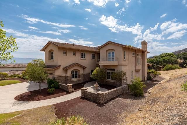 19705 Amber Hill Ct, Salinas, CA 93908 (#ML81854764) :: Paymon Real Estate Group