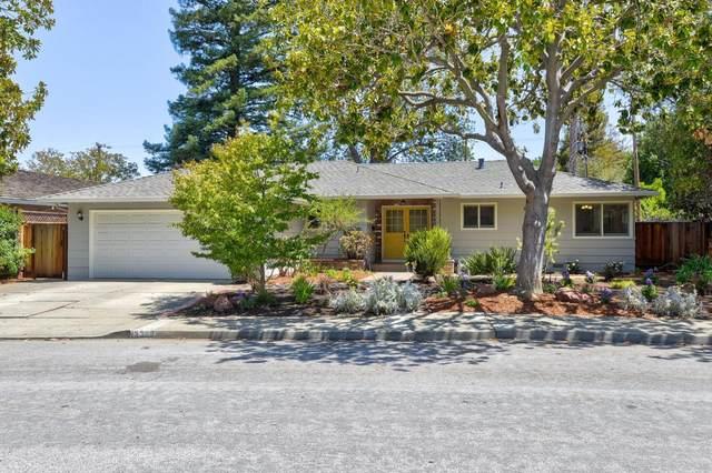 3389 Truman Ave, Mountain View, CA 94040 (#ML81854768) :: Robert Balina   Synergize Realty