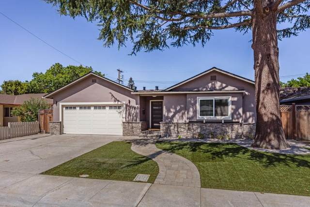 1666 Lee Dr, Mountain View, CA 94040 (#ML81854772) :: Robert Balina   Synergize Realty