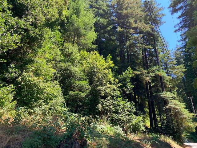 00 Tipping Way, Ben Lomond, CA 95005 (#ML81854779) :: The Realty Society