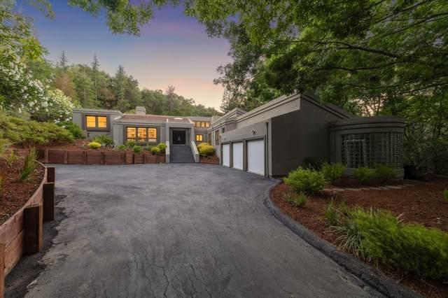 12195 Altamont Ct, Los Altos Hills, CA 94022 (#ML81854780) :: The Kulda Real Estate Group