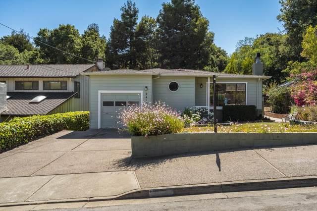 2413 Palmer Ave, Belmont, CA 94002 (#ML81854781) :: The Gilmartin Group