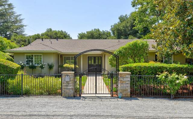 896 Manor Way, Los Altos, CA 94024 (#ML81854795) :: Real Estate Experts