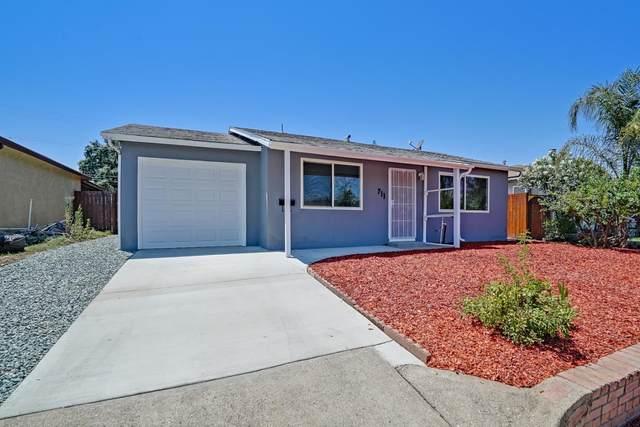 711 Belvedere Ave, Stockton, CA 95205 (#ML81854816) :: The Realty Society