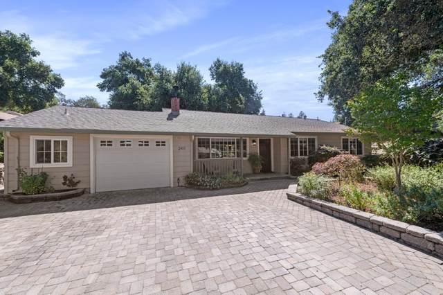 240 Longfellow Ave, Ben Lomond, CA 95005 (#ML81854818) :: The Realty Society