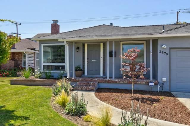 2576 Forest Ave, San Jose, CA 95117 (#ML81854822) :: Schneider Estates