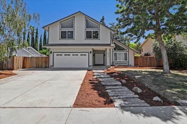 4078 Amos Way, San Jose, CA 95135 (#ML81854830) :: Real Estate Experts