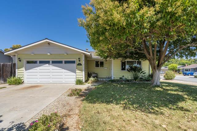 1551 Colmery Ln, San Jose, CA 95118 (#ML81854859) :: The Kulda Real Estate Group