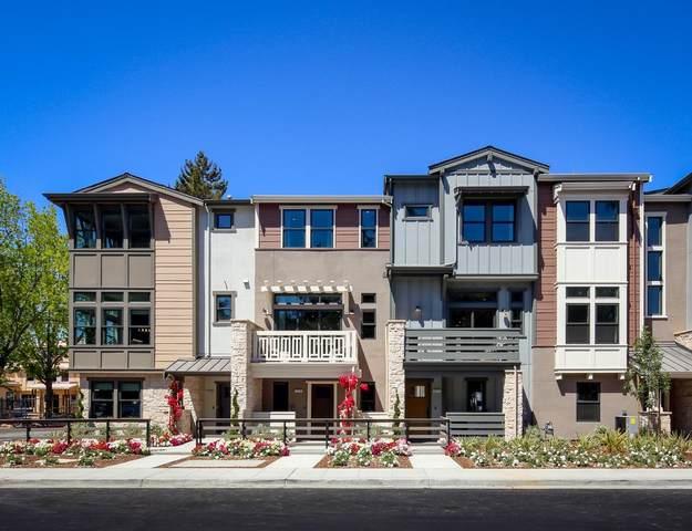 312 Scarlett Ter, Mountain View, CA 94040 (#ML81854879) :: The Gilmartin Group