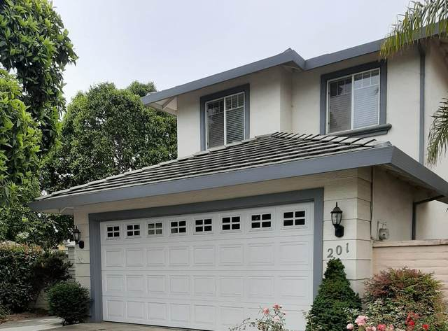 201 Montclair Ln, Salinas, CA 93906 (#ML81854884) :: The Gilmartin Group