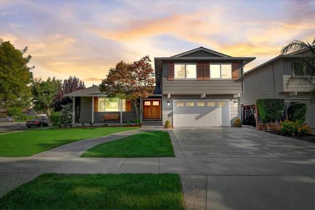 1885 Crestmont Dr, San Jose, CA 95124 (#ML81854886) :: Real Estate Experts