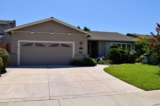 3578 Sunnydale Ct, San Jose, CA 95117 (#ML81854896) :: Paymon Real Estate Group