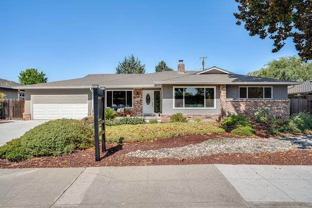 1880 Miramonte Ave, Mountain View, CA 94040 (#ML81854919) :: The Gilmartin Group
