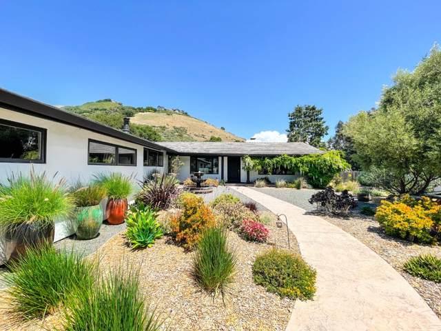 128 Rancho Rd, Carmel Valley, CA 93924 (#ML81854929) :: Intero Real Estate