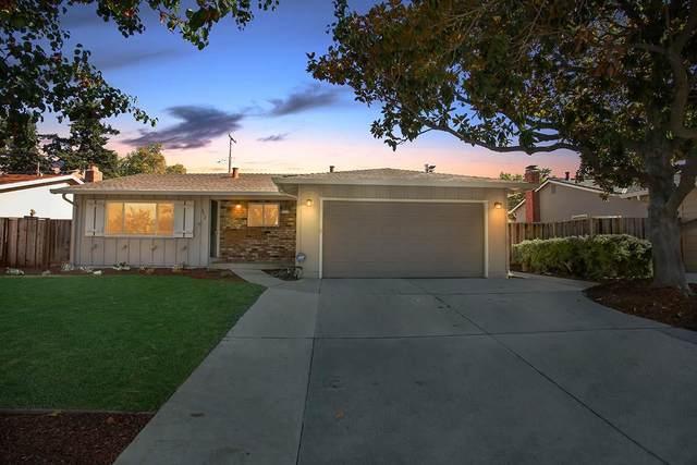 3952 Via Cristobal, Campbell, CA 95008 (#ML81854938) :: Intero Real Estate