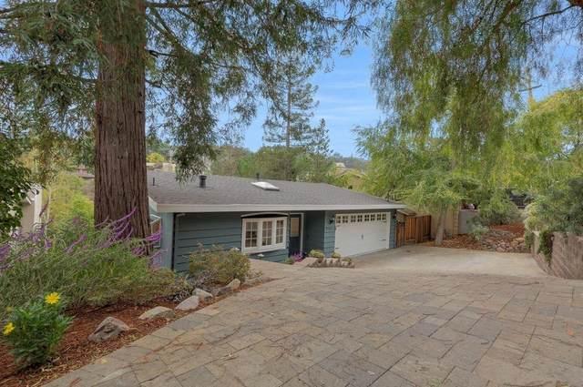 3357 Oak Knoll Dr, Redwood City, CA 94062 (#ML81854942) :: The Gilmartin Group