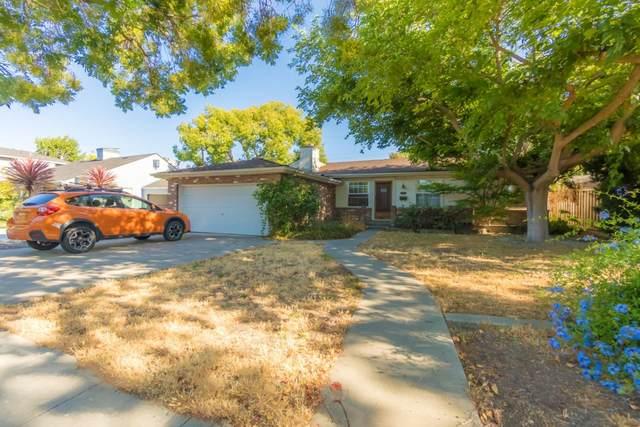 1880 Heatherdale Ave, San Jose, CA 95126 (#ML81854948) :: Intero Real Estate