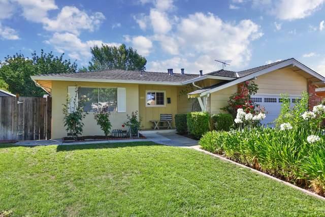 1019 Miller Ave, San Jose, CA 95129 (#ML81854985) :: Intero Real Estate