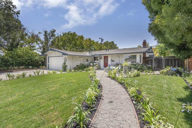 3129 Elaine Dr, San Jose, CA 95124 (#ML81854987) :: The Kulda Real Estate Group