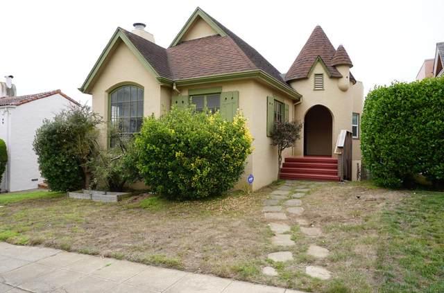 110 Aptos Ave, San Francisco, CA 94127 (#ML81854991) :: Schneider Estates