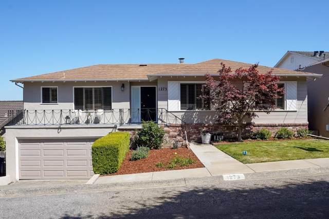 1273 Vista Grande, Millbrae, CA 94030 (#ML81855000) :: The Gilmartin Group