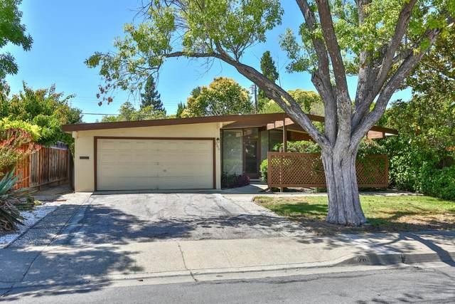 266 Lassen Ave, Mountain View, CA 94043 (#ML81855025) :: Robert Balina   Synergize Realty