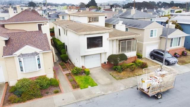 182 Morningside Dr, San Francisco, CA 94132 (#ML81855061) :: Schneider Estates