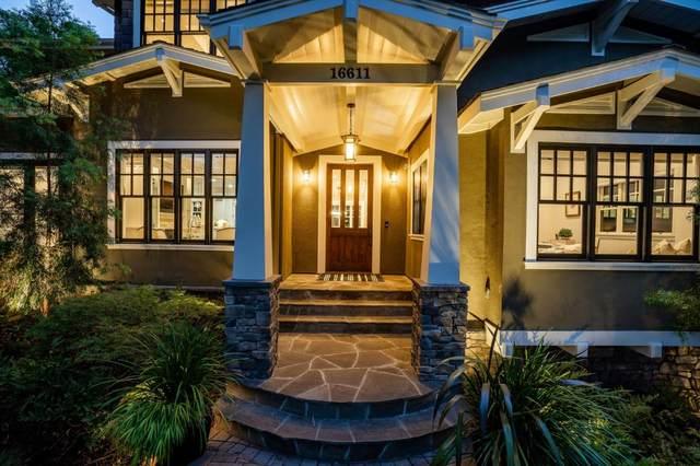 16611 Madrone Ave, Los Gatos, CA 95030 (#ML81855062) :: Robert Balina   Synergize Realty