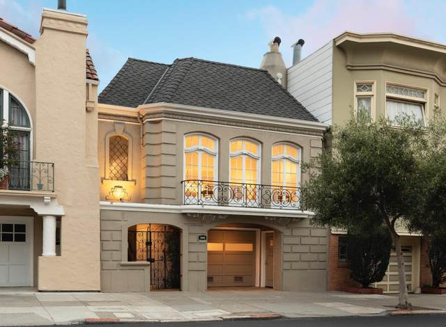 3239 Webster St, San Francisco, CA 94123 (#ML81855073) :: The Gilmartin Group